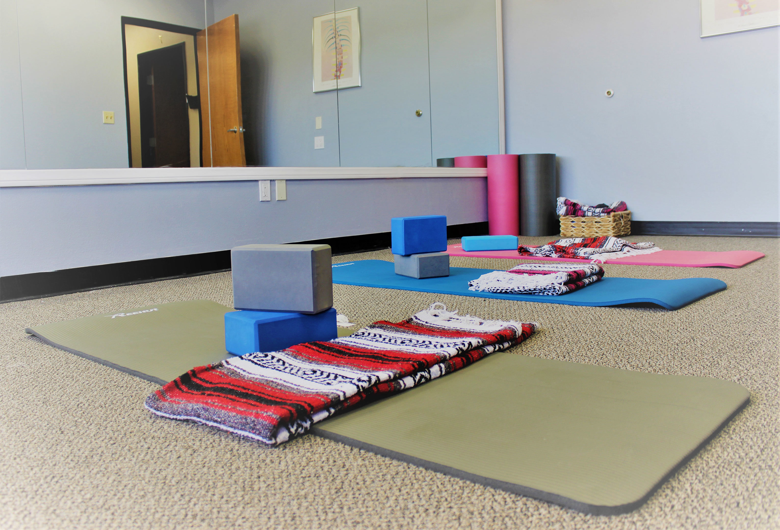 Custom Physical Theraphy Yoga Class